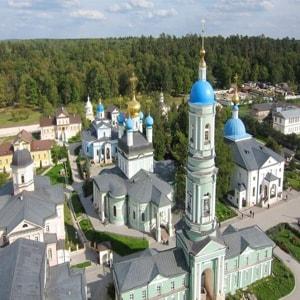 Введенская Оптина пустынь — ставропигиальный мужской монастырь Русской православной церкви