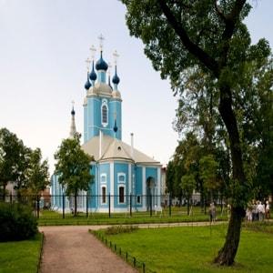 Сампсониевский собор - действующий православный собор в Санкт-Петербурге