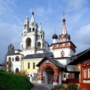Саввино Сторожевский монастырь — православный монастырь Московской епархии