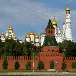 Соборы Московского кремля и их описание, а также история