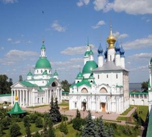 Спасо Преображенский монастырь находиться в городе Муром