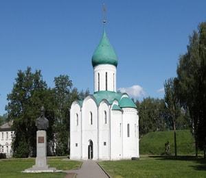 Спасо-Преображенский собор – древнейший храм в Переславле-Залесском