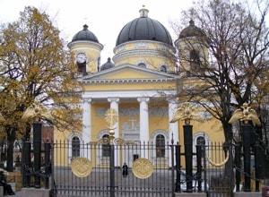 Спасо Преображенский собор - стал одним из самых популярных в Санкт-Петербурге