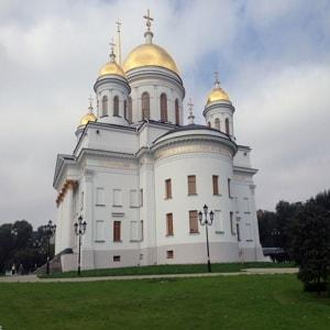 Тихвинский монастырь — женский православный монастырь в Екатеринбурге, один из крупнейших в России