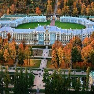 Государственный музей-заповедник Царское Село - памятник мировой архитектуры