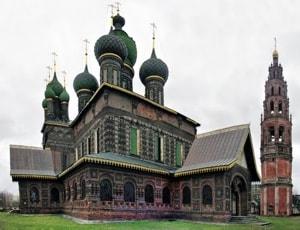 Церковь Иоанна Предтечи и ее главные святыни
