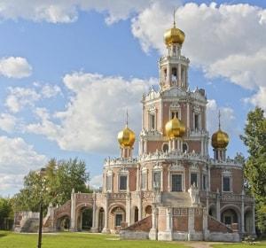 Церковь Покрова в Филях - выдающийся памятник русской архитектуры