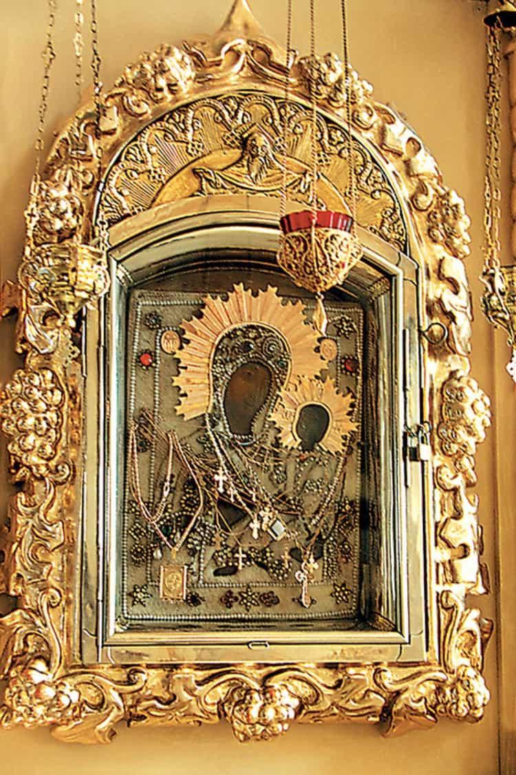 Раифский монастырь и его Грузинская икона Божией Матери