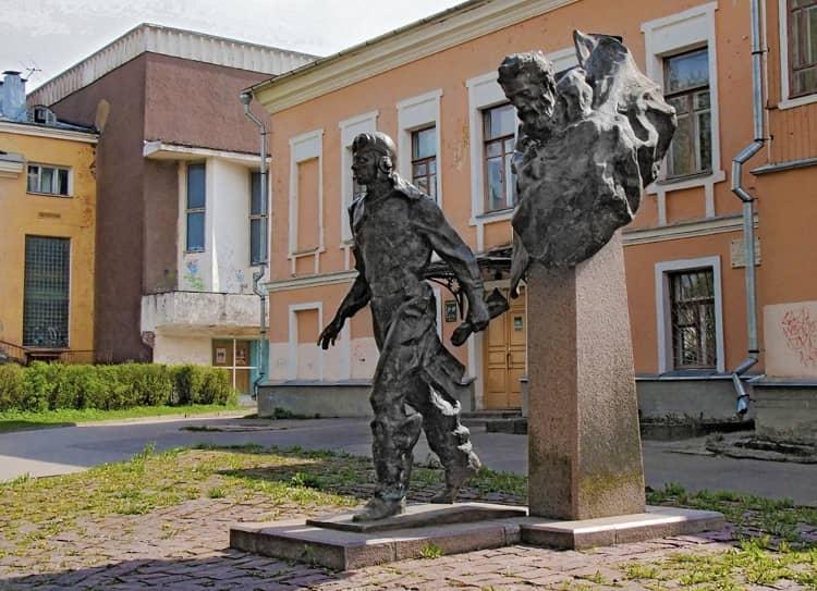 Псков и его достопримечательности - Музей Каверина Два капитана