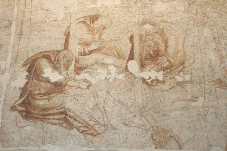 Город Пиза и его достопримечательности - Музей синопий