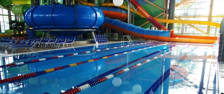 h2o аквапарк с басейном - Спортивный