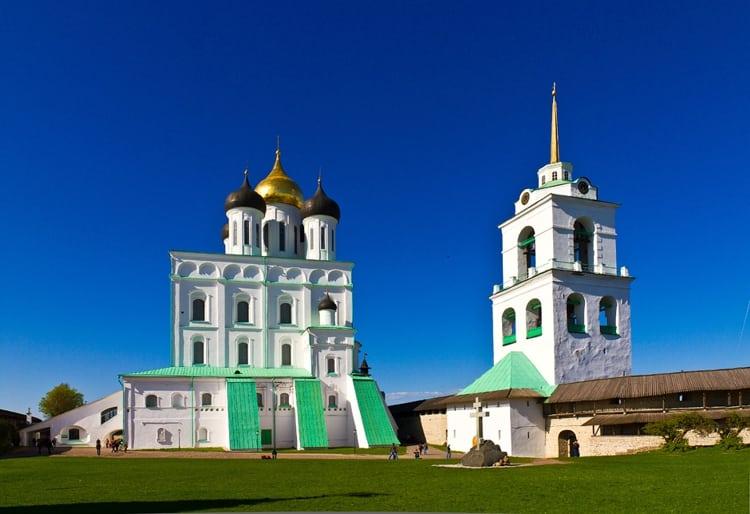 Псков и его достопримечательности - Троицкий собор