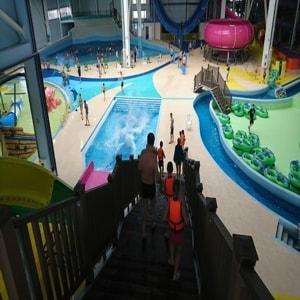 Ярославский аквапарк «Тропический остров» открывает двери для всех