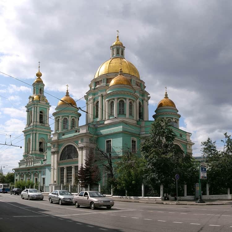 Елоховский собор - достопримечательности Москвы