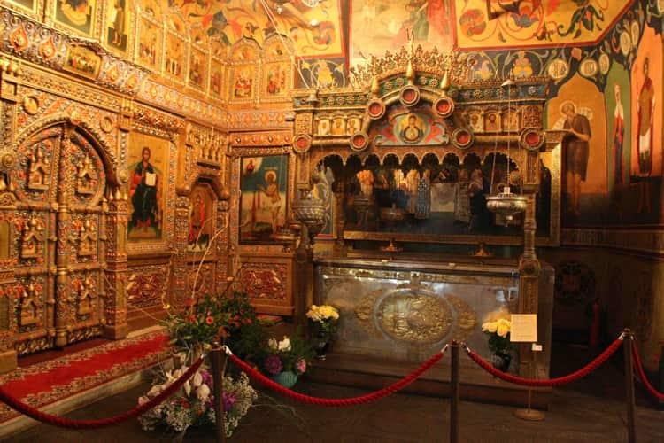 Храм Василия Блаженного и его филиал Исторического музея