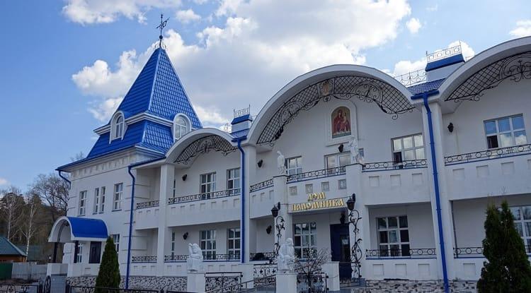 Где можно остановиться посетив Раифский монастырь - гостиница Дом паломника
