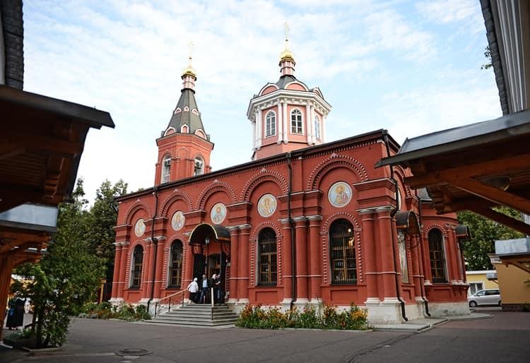 Храм Бориса и Глеба в Дегунино — православный храм