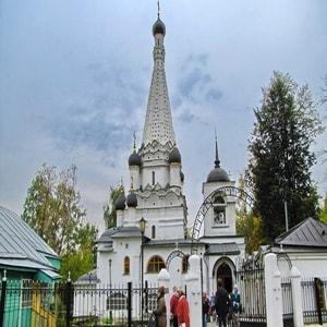 Храм Покрова Пресвятой Богородицы в Медведкове - православный храм