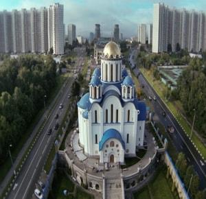 Храм Покрова Пресвятой Богородицы в Ясенево - православный храм в московском районе Ясенево
