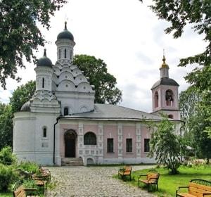 Храм Живоначальной Троицы в Хорошеве с его историей и достопримечательностями