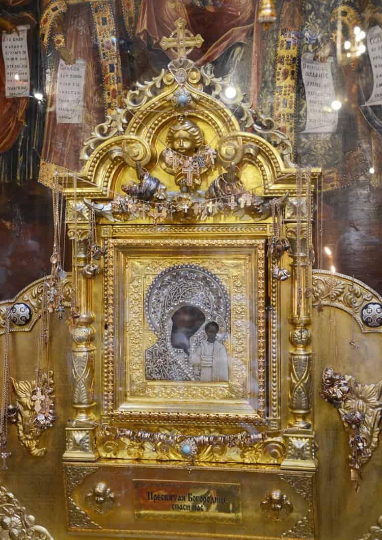 Елоховский собор и его святыня - икона
