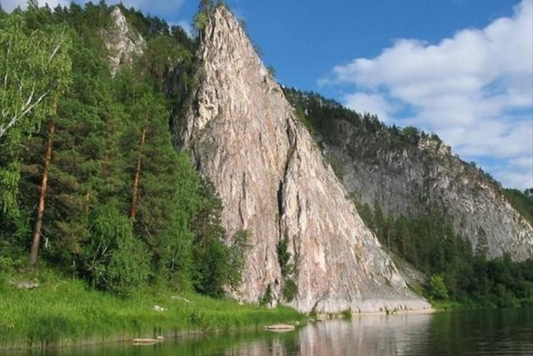 Южно Уральский Заповедник и его красивые пейзажи