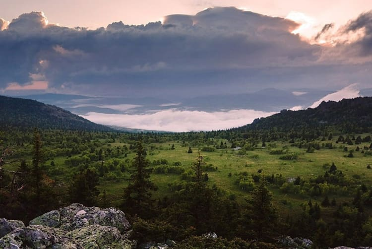 Южно Уральский Заповедник и его природа