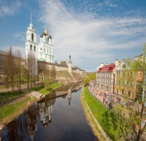 Псков и его достопримечательности, которые привлекают туристов