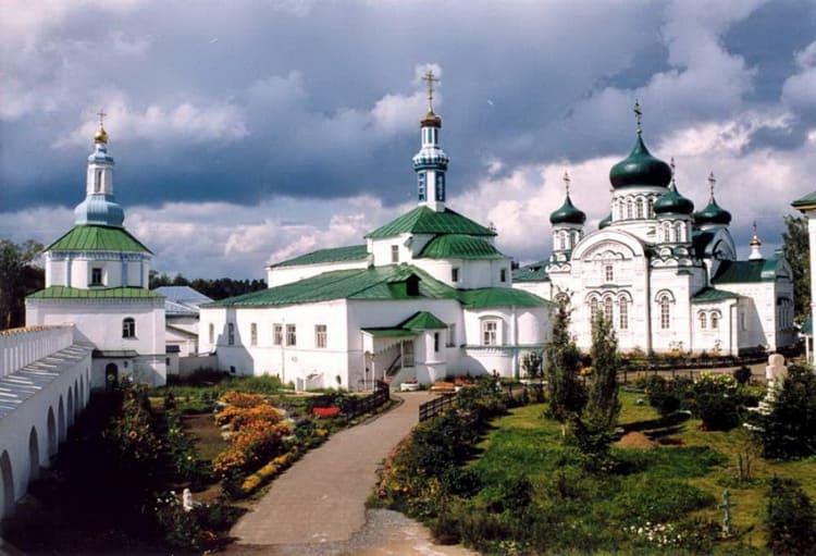 Раифский монастырь и его архитектурный ансамбль
