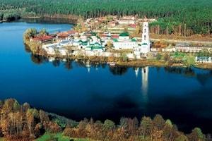 Волжско Камский государственный природный биосферный заповедник уникален